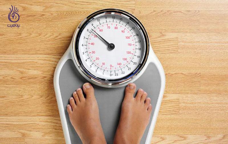 چاق- سبک زندگی- برنافیت