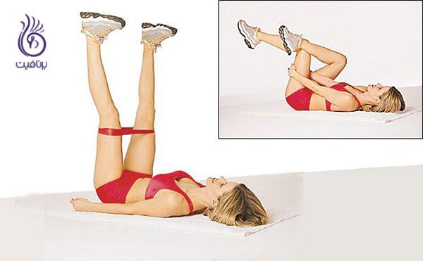 رفع سلولیت- ورزش و تناسب اندام- برنافیت
