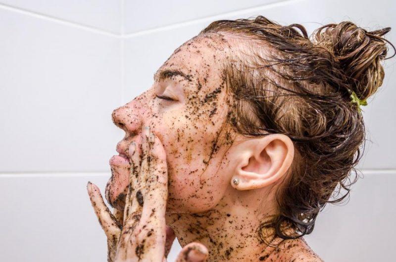 روش های شستشوی انواع صورت- برنافیت