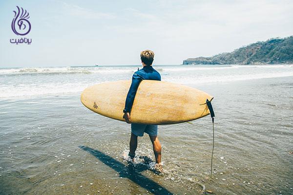 ورزش های آبی- موج سواری- برنافیت