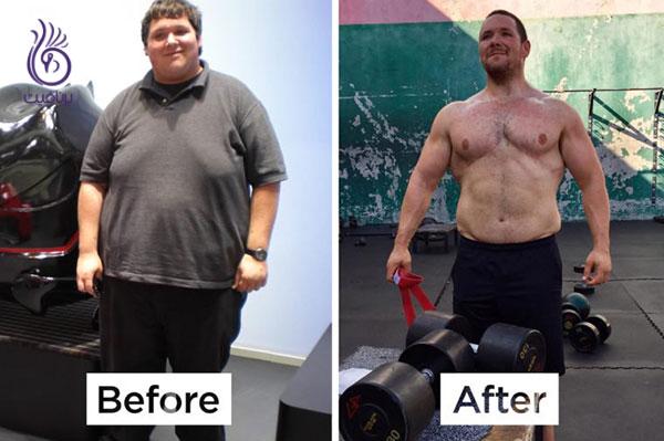 کاهش وزن-انگیزه و موفقیت- برنافیت