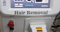 لیزر موهای زائد- دستگاه الکساندرایت ماتریکس - کلینیک برنافیت