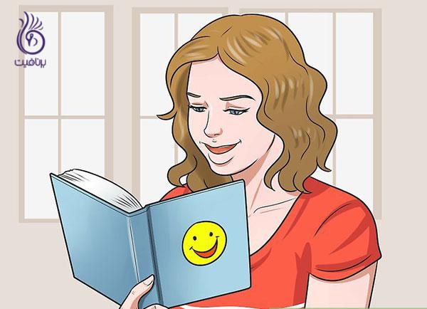 اشتهای کاذب-خواندن کتاب- برنافیت
