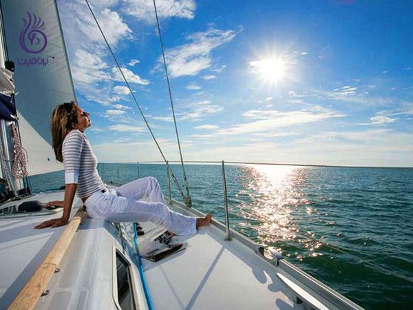 ورزش های آبی- سفرهای دریایی- برنافیت