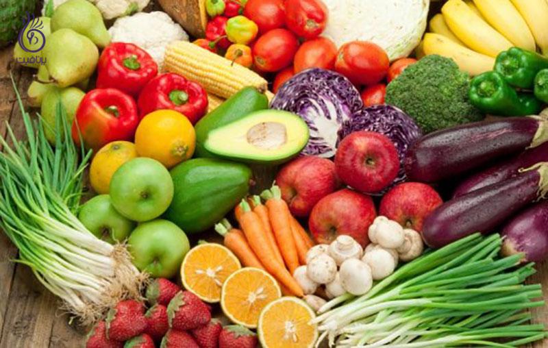 رژیم غذایی هندی- تغذیه- برنافیت