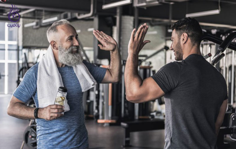 ورزش- تناسب اندام- برنافیت