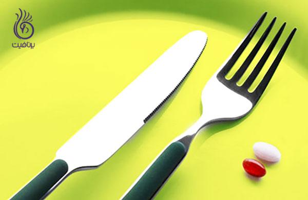 قرص های لاغری- تغذیه- برنافیت