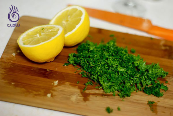 کک و مک- ماسک لیمو و جعفری- برنافیت
