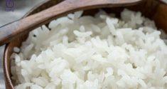 برنج سفید- تغذیه- برنافیت