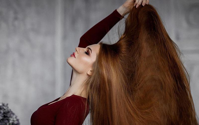 مراقبت از مو- زیبایی- برنافیت- راپونزل