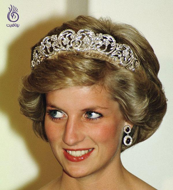 راز زیبایی خاندان سلطنتی- برنافیت
