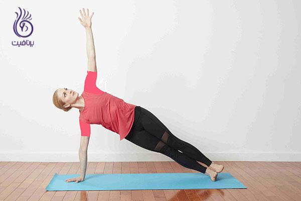 سیکس پک- حرکات ورزشی- برنافیت