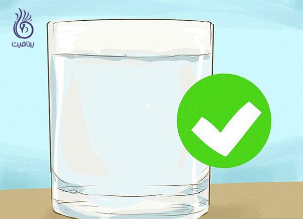 وزن آب بدن- آب- برنافیت