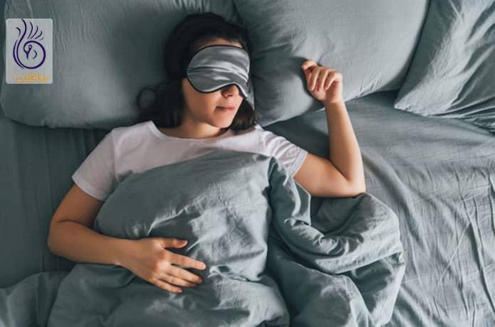 استراحت و خواب راحت