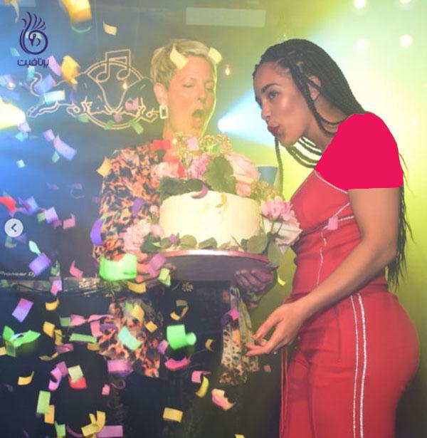 جشن تولد سلبریتی ها- جرجا اسمیت- برنافیت