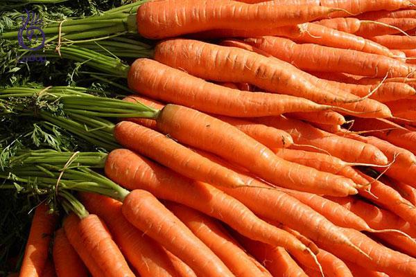 روشن شدن پوست- هویج- برنافیت