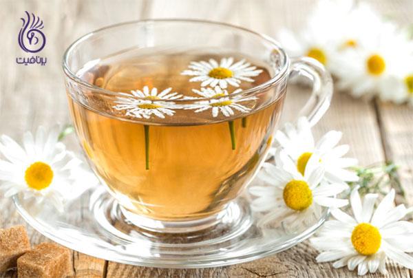 دمنوش لاغری- چای بابونه- برنافیت