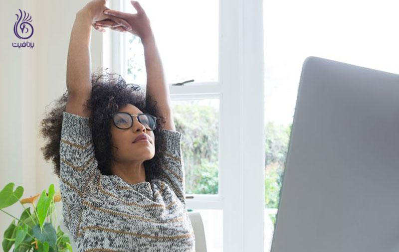 فواید حرکات کششی در زندگی روزمره- برنافیت