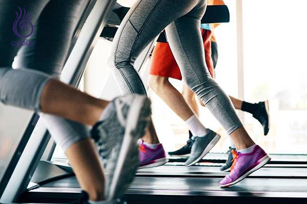 لاغری اصولی- ورزش- برنافیت