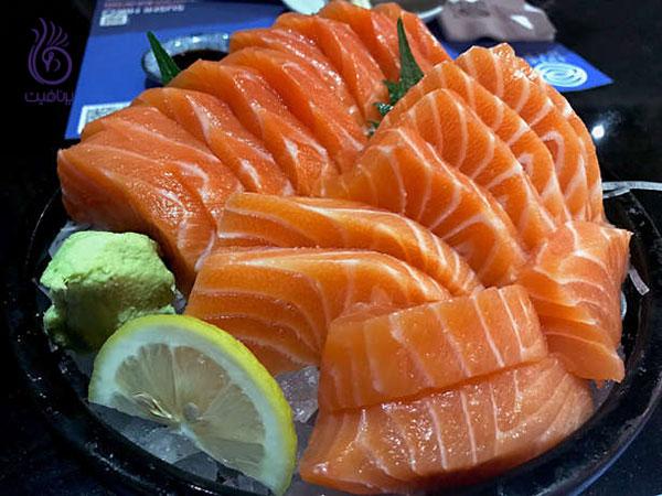 چربی سوز طبیعی- ماهی- برنافیت
