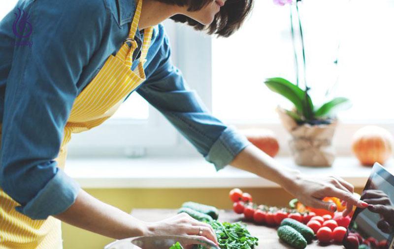 لاغری اصولی- تغذیه- برنافیت
