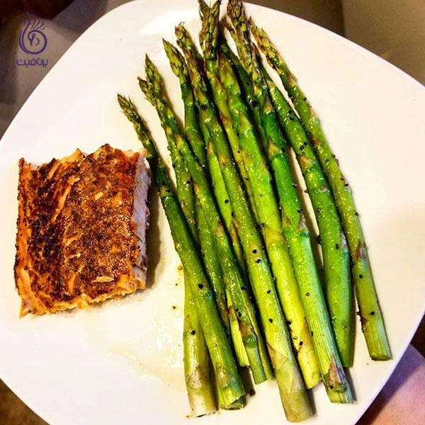 ترک مصرف فست فود- غذاهای سالم- برنافیت