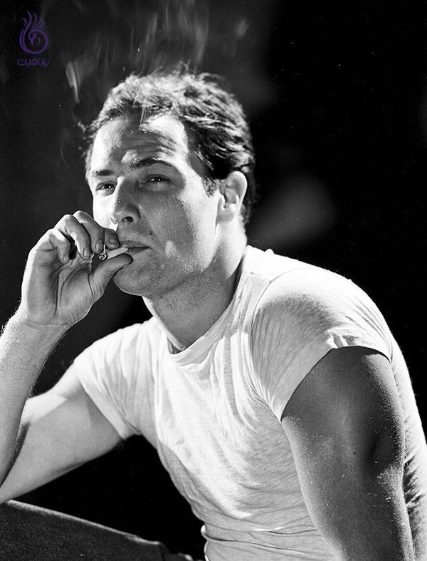 مارلون براندو- جذاب ترین مردان هالیوود- برنافیت