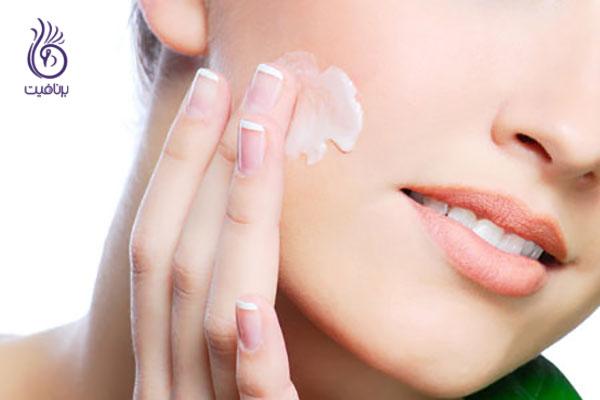 روشن شدن پوست- رطوبت رسانی- برنافیت