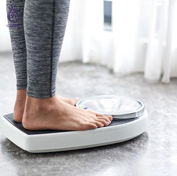 لاغری اصولی- متکی نبودن به ترازو- برنافیت