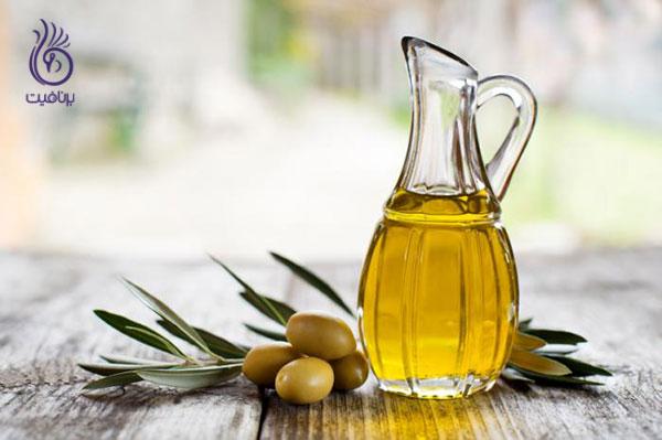 غذاهای ضد سلولیت- زیتون- برنافیت