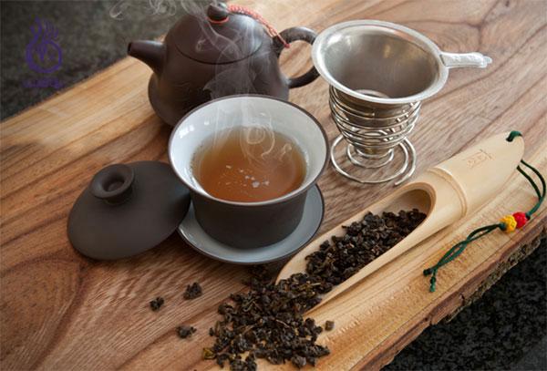 دمنوش لاغری- چای اولانگ- برنافیت