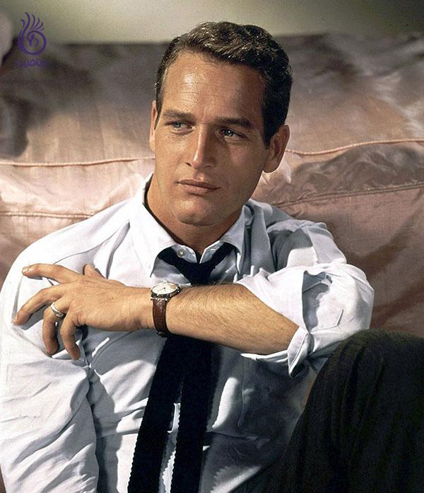 پل نیومن- جذاب ترین مردان هالیوود- برنافیت