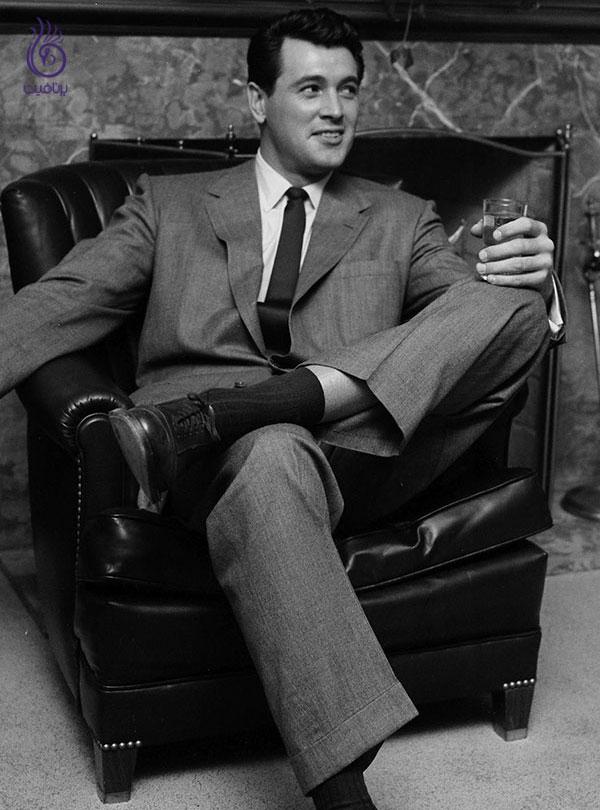 راک هادسون- جذاب ترین مردان هالیوود- برنافیت