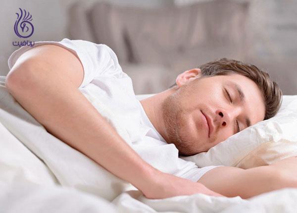 لاغری اصولی- خواب کافی- برنافیت