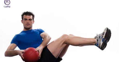 حرکات ورزشی مفید برای کاهش سایز شکم و پهلو- ورزش- برنافیت