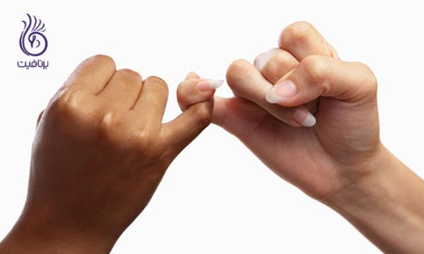 انگیزه لاغری- تعهد- برنافیت