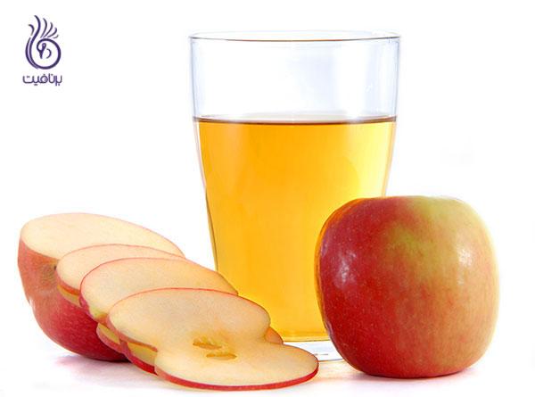 کاهش وزن در یک هفته- سرکه سیب- برنافیت