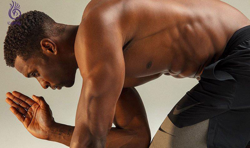 ورزش شکم- ورزش و تناسب اندام- برنافیت
