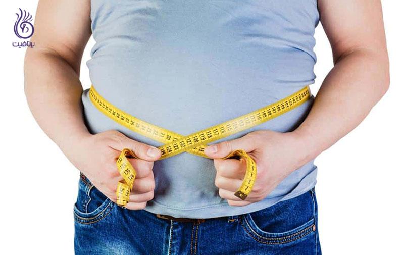 کوچک کردن شکم- سبک زندگی- برنافیت