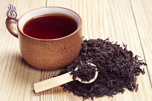 کاهش وزن در یک هفته- چای سیاه- برنافیت