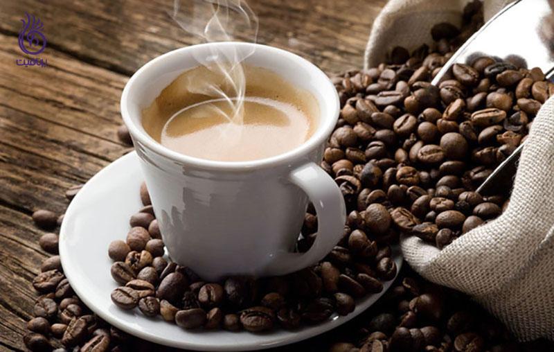 کاهش وزن در یک هفته- قهوه- برنافیت