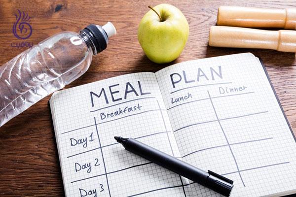 انگیزه لاغری- برنامه ریزی- برنافیت