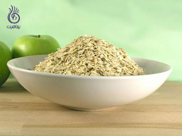 کوچک کردن شکم- فیبر محلول- برنافیت