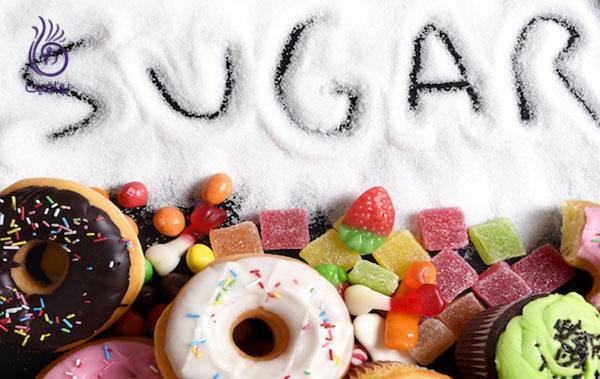 کاهش سایز بازو با ورزش- قطع مصرف شکر- علائم دیابت