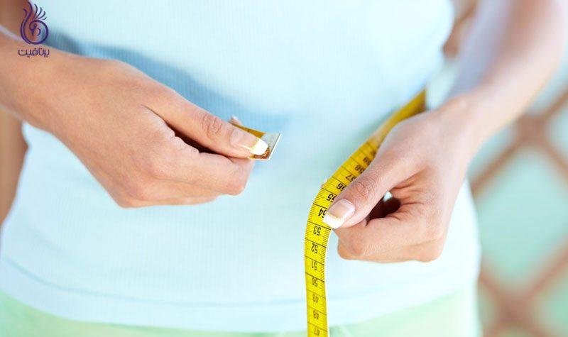 انگیزه لاغری- برنافیت