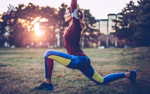 تاثیر ورزش بر سلامت- برنافیت