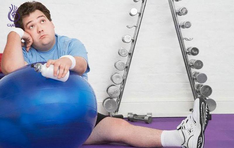انگیزه ورزش- برنافیت