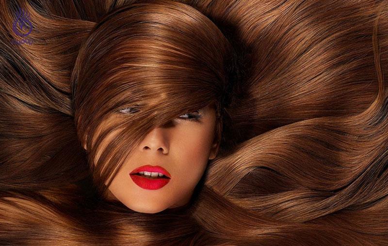 پرپشت شدن مو- برنافیت