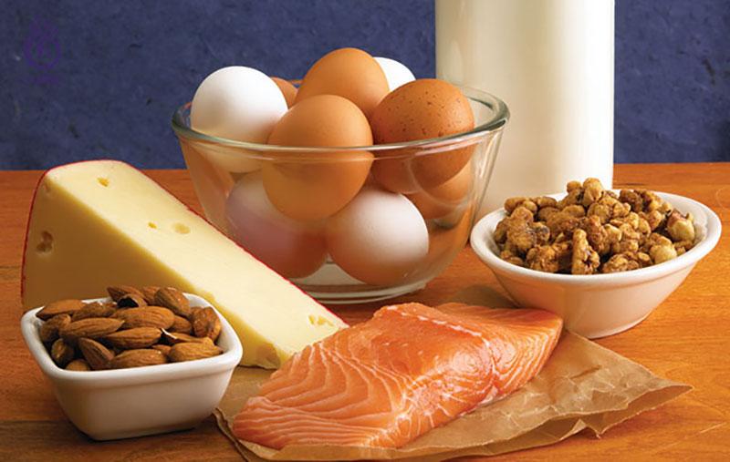 عضله سازی- انواع پروتئین- برنافیت