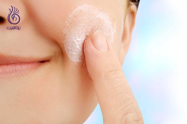 مراقبت پوست- مرطوب کردن پوست- برنافیت